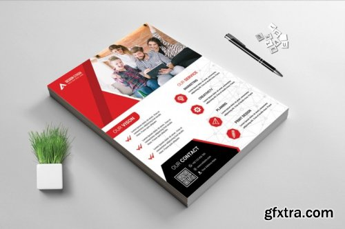 Corporat Business Flyer v4