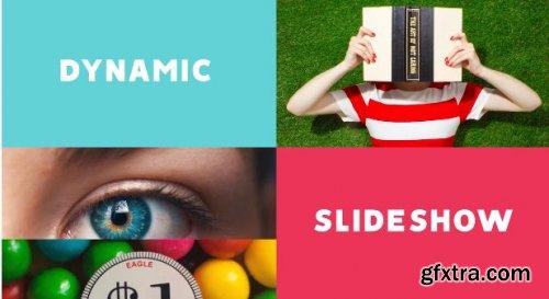 Sliding Slideshow - Premiere Pro Templates 165313