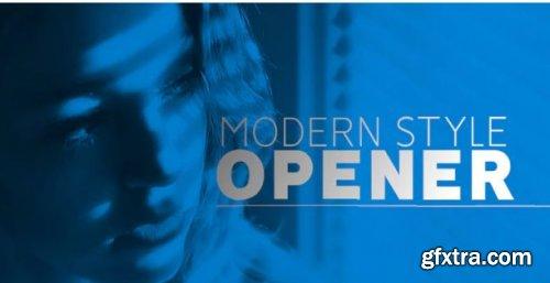 Modern Style Opener 164564