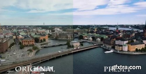 Documentary Color Presets 164852