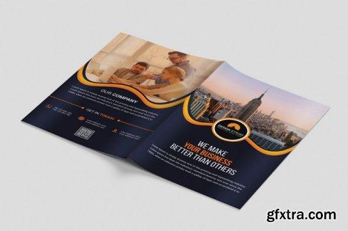 Business Bi-Fold Brochure