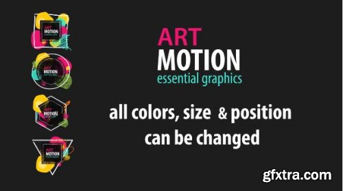 Art Motion Banners 164565