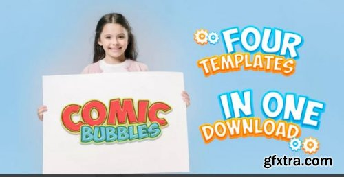Comic Book Bubbles 166130