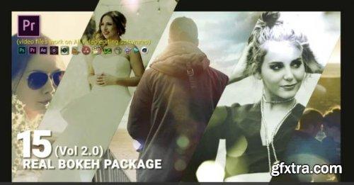 Real Bokeh Package V.2 - Motion Graphics 166563