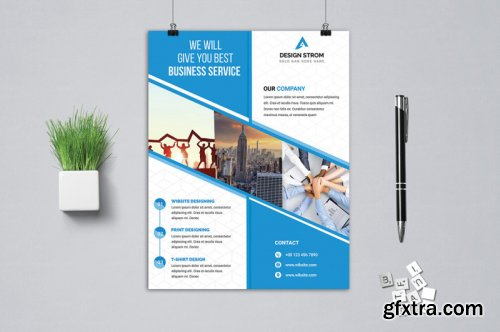 Corporat Business Flyer 6