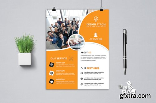 Corporat Business Flyer 7