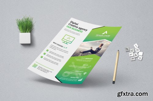 Corporat Business Flyer 8