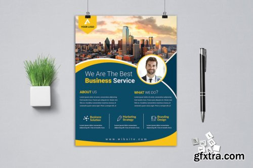 Corporat Business Flyer 9