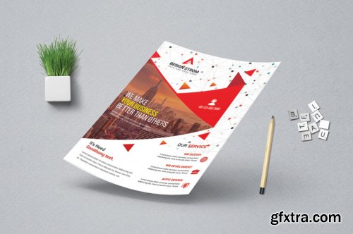 Corporat Business Flyer 10