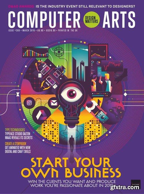 Computer Arts - March 2019