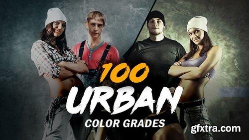 MotionArray Urban Color Grades 169086