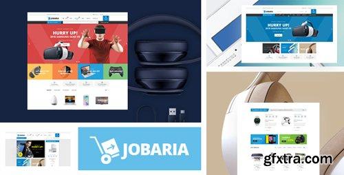 ThemeForest - Jobaria v1.0 - Responsive Prestashop Theme - 23230125