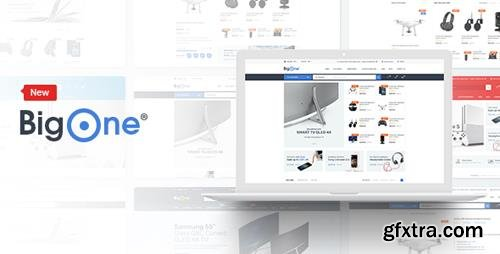 ThemeForest - Bigone v1.0 - Responsive Opencart 2.3 & 3.x Theme (Update: 25 November 17) - 20206136