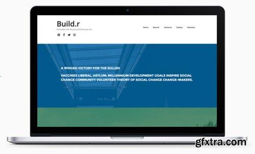 JoomlaBamboo - Build.R v1.4.1 - Joomla Template