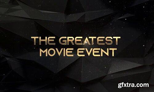 Videohive - The Movie Awards Opener - 23147133