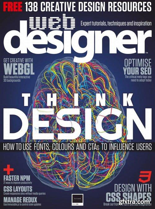 Web Designer UK - Issue 284, March 2019