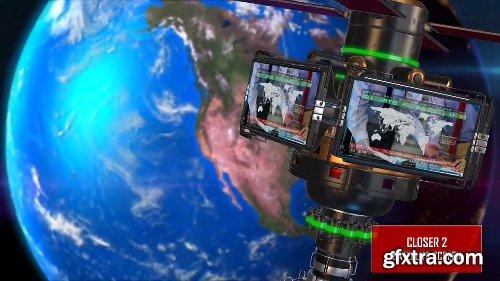 Videohive Earth Zoom Multi Kit V5 7962581