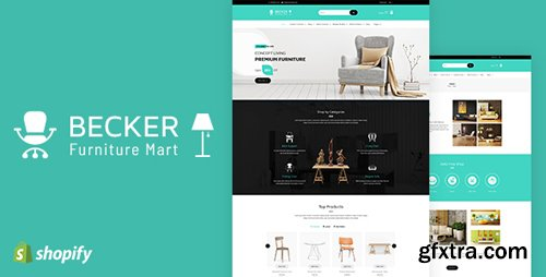 ThemeForest - Becker v1.1 - Sectioned Furniture & Lights Shopify Theme - 22539773
