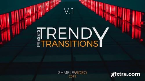 MotionArray Trendy Transitions V.1 173034