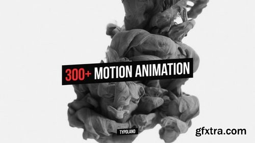 MotionArray 300+ Smooth Motion Animation Pack 172937