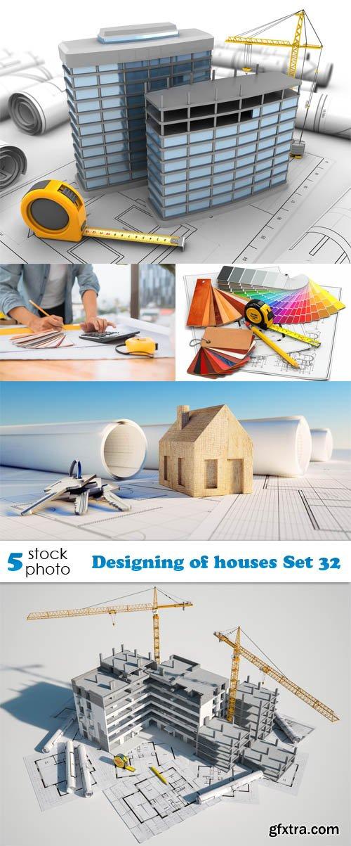 Photos - Designing of houses Set 32