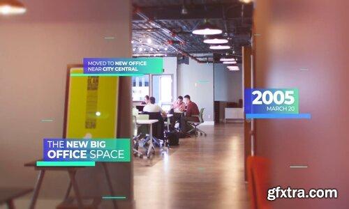 Videohive - Modern Corporate Timeline Presentation - 23211134