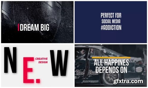 Videohive - YouTube Titles Collection for Final Cut Pro X - 23212381