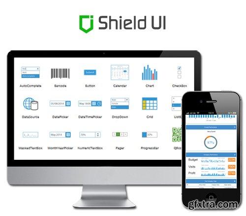 Shield UI v1.7.37 - JavaScript Framework