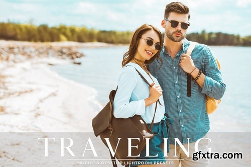 CM - Traveling Lightroom Presets Pack 3450631