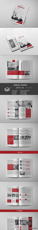 GraphicRiver - Company Profile 23225870