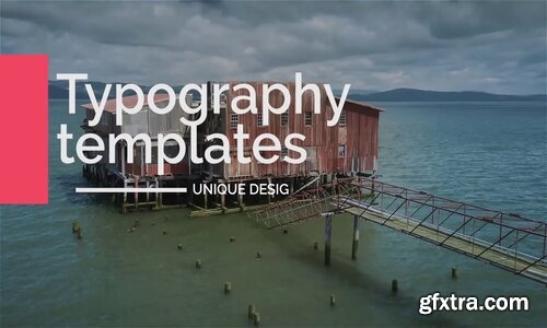 Videohive - Essential Titles V.1 - 22134589