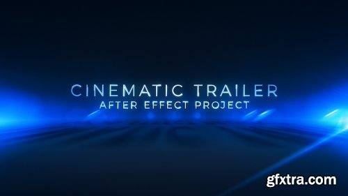 Videohive Cinematic Trailer Titles | Media Opener 20704521