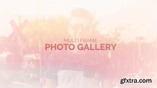 Videohive Multi Frame Photo Gallery 22146110