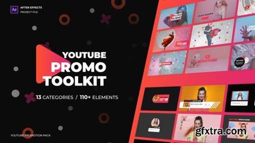 Videohive - Modern Youtube Promo Toolkit V.2 - 22991178 (Update 7 December 18)