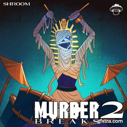 Shroom Murder Breaks 2 WAV-SYNTHiC4TE