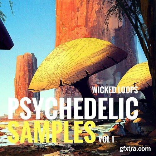 Wicked Loops Psychedelic Samples Vol 1 WAV