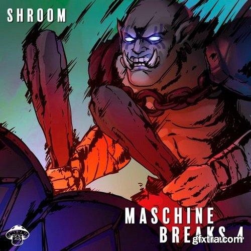 Shroom Maschine Breaks 4 WAV