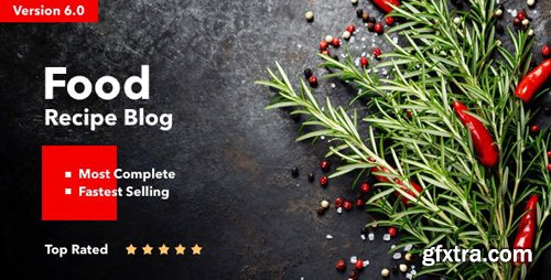 ThemeForest - Neptune v6.3.2 - Theme for Food Recipe Bloggers & Chefs - 12915290 - NULLED