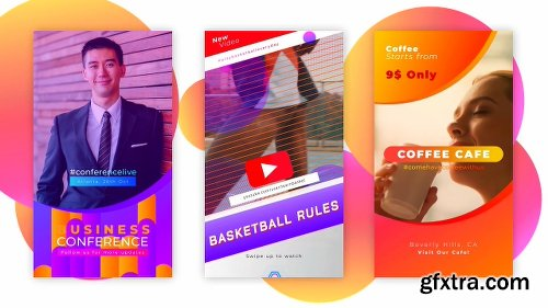VideoHive Instagram Stories V2 1951022
