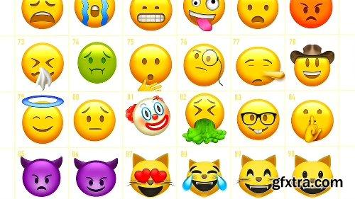 VideoHive Emoji 22407545