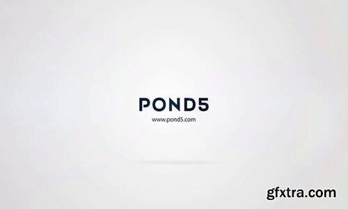 Pond5 - Clean Stylish Logo Reveal - 92847507