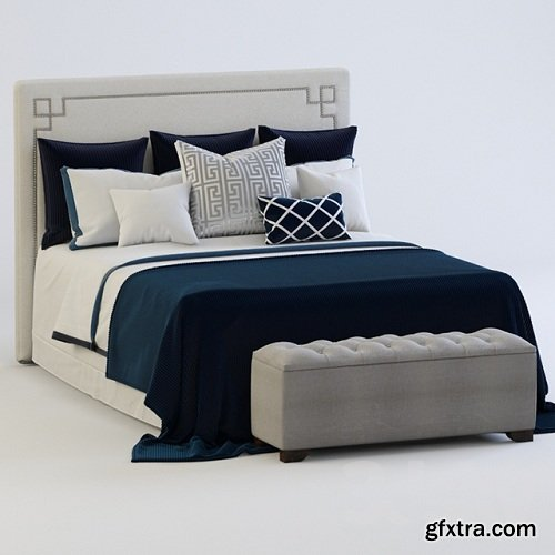 Bed Contemporary