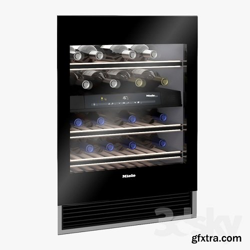 Miele KWT 6322 UG Built-under wine conditioning unit