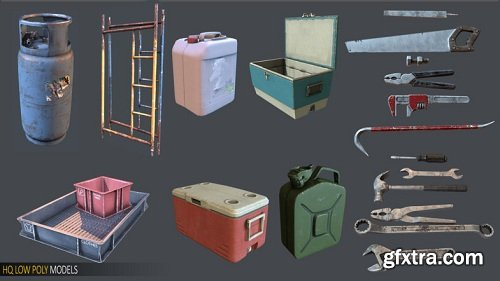 Workshop HQ Pack