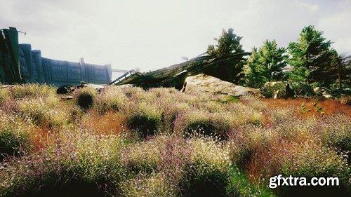 RUSTIC Grass