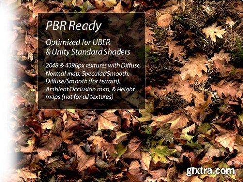 PBR Terrain Textures