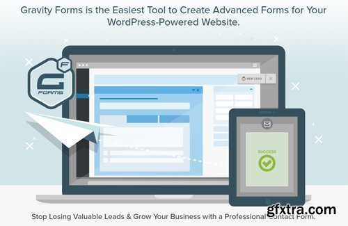 Gravity Forms v2.4.5.10 - WordPress Plugin - NULLED + Gravity Forms Add-Ons
