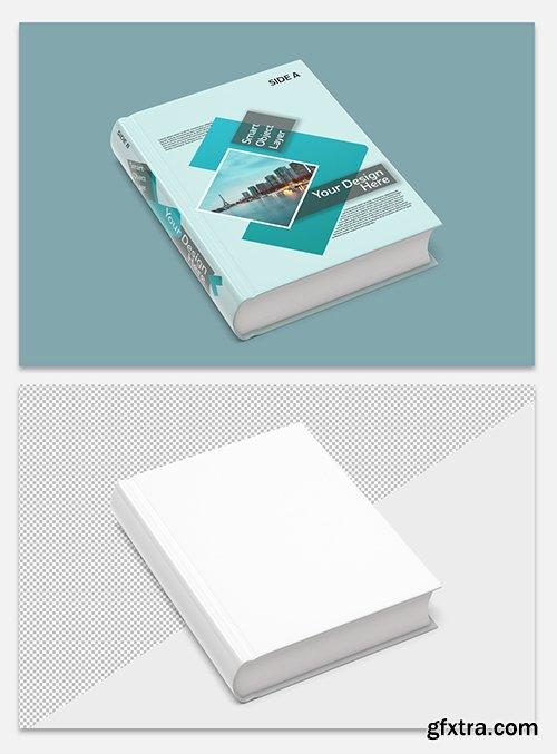 Book Cover Mockup 247662641