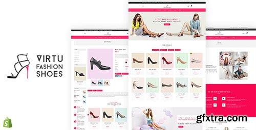 ThemeForest - Virtu v1.0 - Fashion Shoes Store Shopify Theme - 21589567