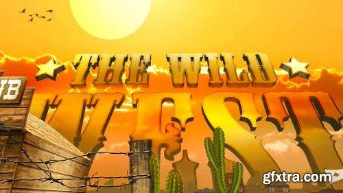 VideoHive West Desert Opener 23285141